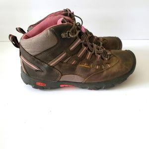 Keen Girls Alamosa Mid WP Hiking Boot Sz. 4